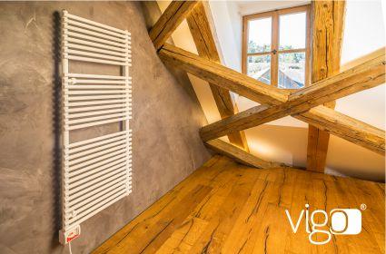Kopalniški radiator - VIGO EHR