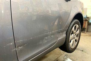 popravilo poškodb na avtu