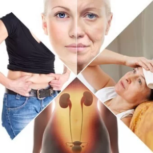 menopavza - težave